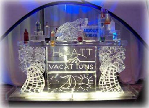 Tampa Ice Sculptures Wonderful Bars