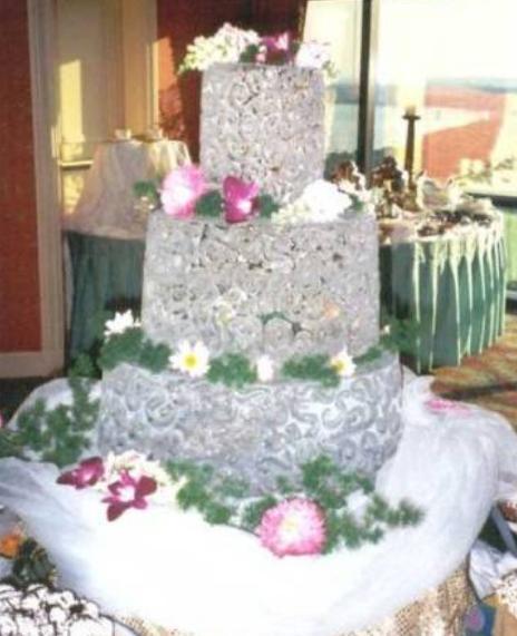 ice_wedding_cake Palm Harbour on treasure island, tarpon springs, madeira beach, safety harbor, indian rocks beach, tampa-st. petersburg-clearwater, citrus park, st. pete beach, east lake-orient park, pinellas park, redington beach, south pasadena,